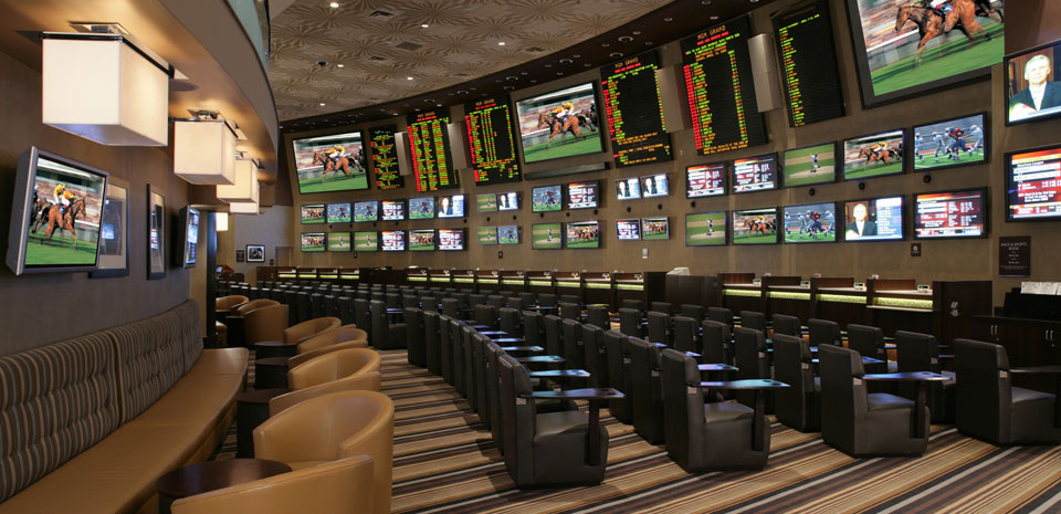 The Race & Sports Book at MGM Grand