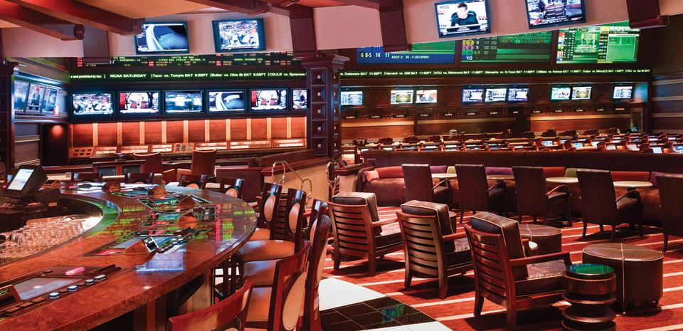 The Race & Sports Book at Wynn Las Vegas