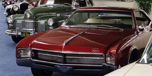 The Auto Collection at THE Linq Hotel & Casino.