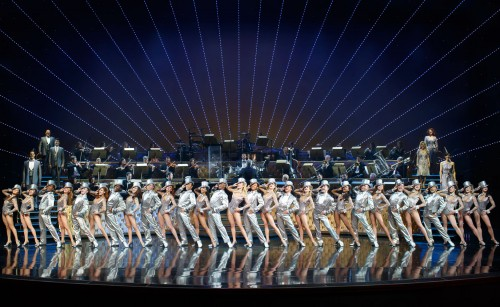 """ShowStoppers"" Chorus Line"