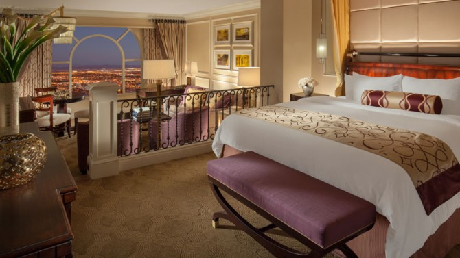 Make a suite escape to The Venetian in Las Vegas