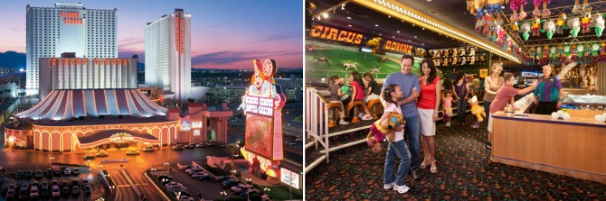 The best hotels in Vegas for: Families