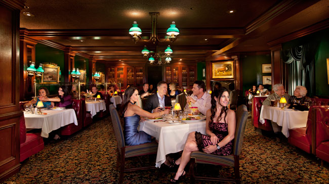 The ... & Ten Las Vegas restaurants where you can dine old-school style | Las ...