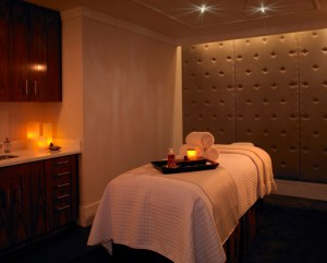 You'll discover a little bit of heaven in the treatment rooms at The Spa at Trump.