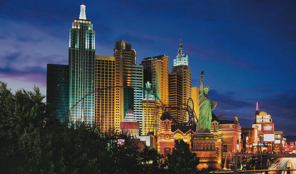 Photo of New York-New York courtesy of MGM Resorts International.