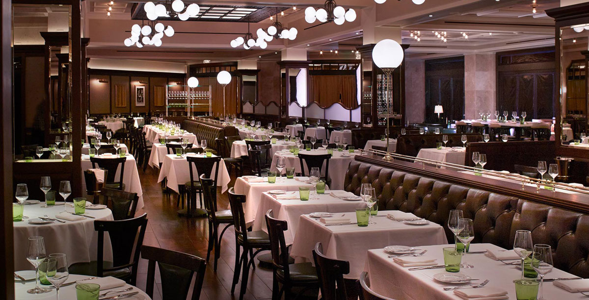 db Brasserie, photo courtesy The Venetian.