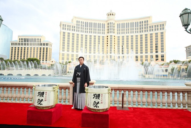 Kabuki to take Las Vegas stage atop the Fountains of Bellagio this summer