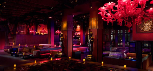 TAO nightclub overview