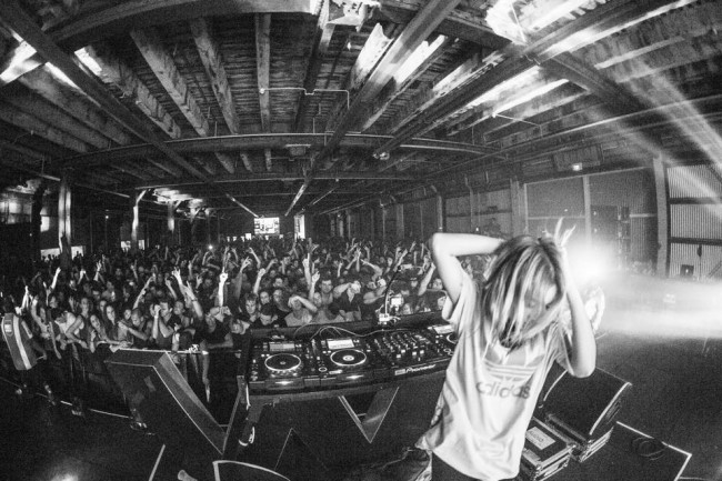 Get yourselves ready for Alison Wonderland.