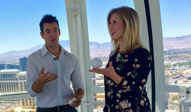 Vegas Insiders learn to juggle with Jeff Civillico
