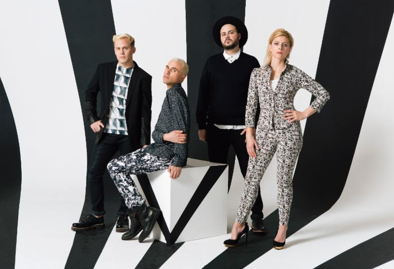 Neon Trees will be rocking The Cosmopolitan of Las Vegas.