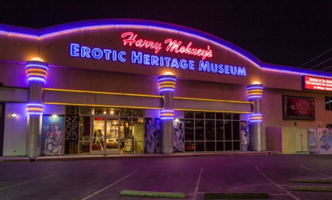 When size matters: The biggest erotic museum in the world is in Vegas