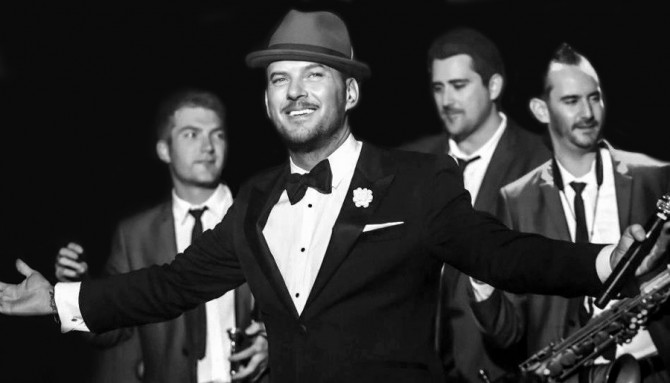 Matt Goss is bringing vintage Vegas back