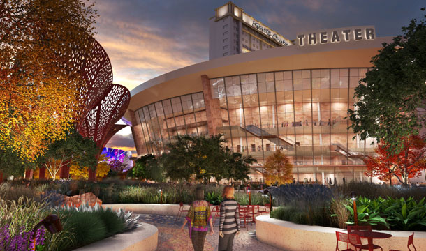 Monte Carlo announces new 5,000-seat theater