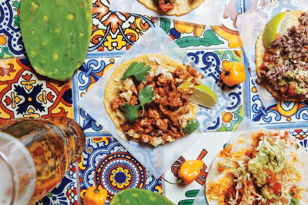 Tacos & Beer, photo by Mikayla Whitmore, courtesy Las Vegas Weekly