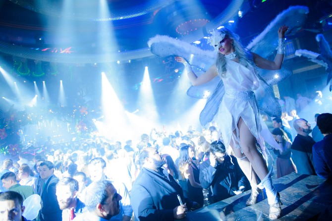 Some special nights at Las Vegas clubs
