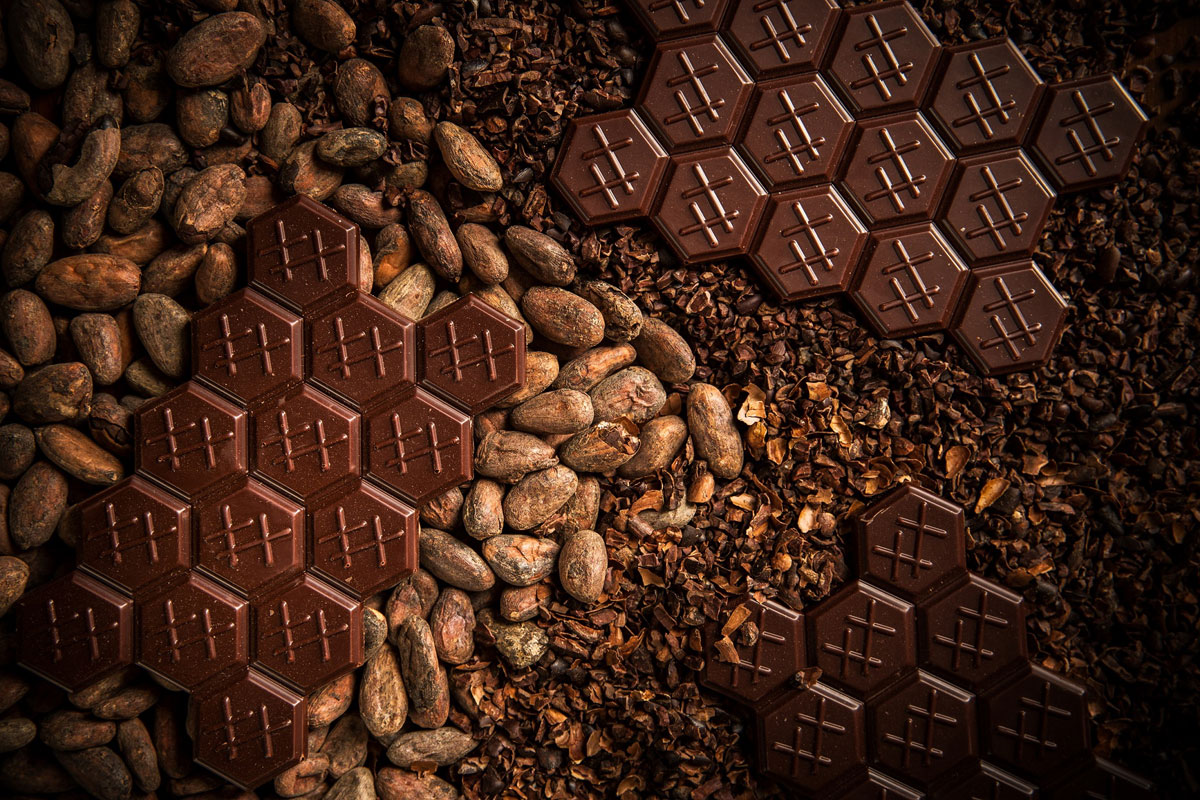 HEXX chocolate, photo by Anthony Mair, courtesy of HEXX