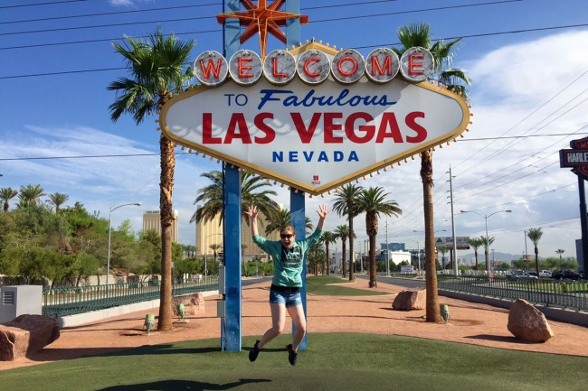 How many free Las Vegas attractions can you do in one day? Let's find out: