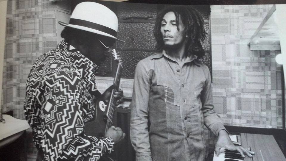Bob Marley may be gone, but the Wailers keep his spirit alive. Photo courtesy of the Wailers.