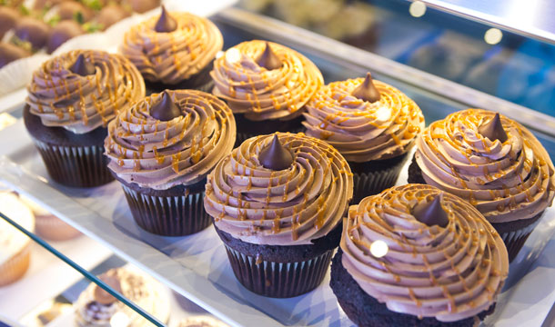 Feed your chocolate addiction in Las Vegas