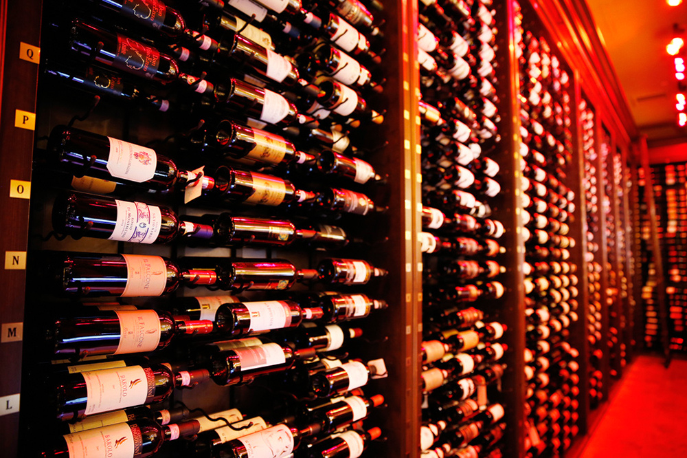 The wine of Ferraro's. Photo courtesy of Ferraro's.