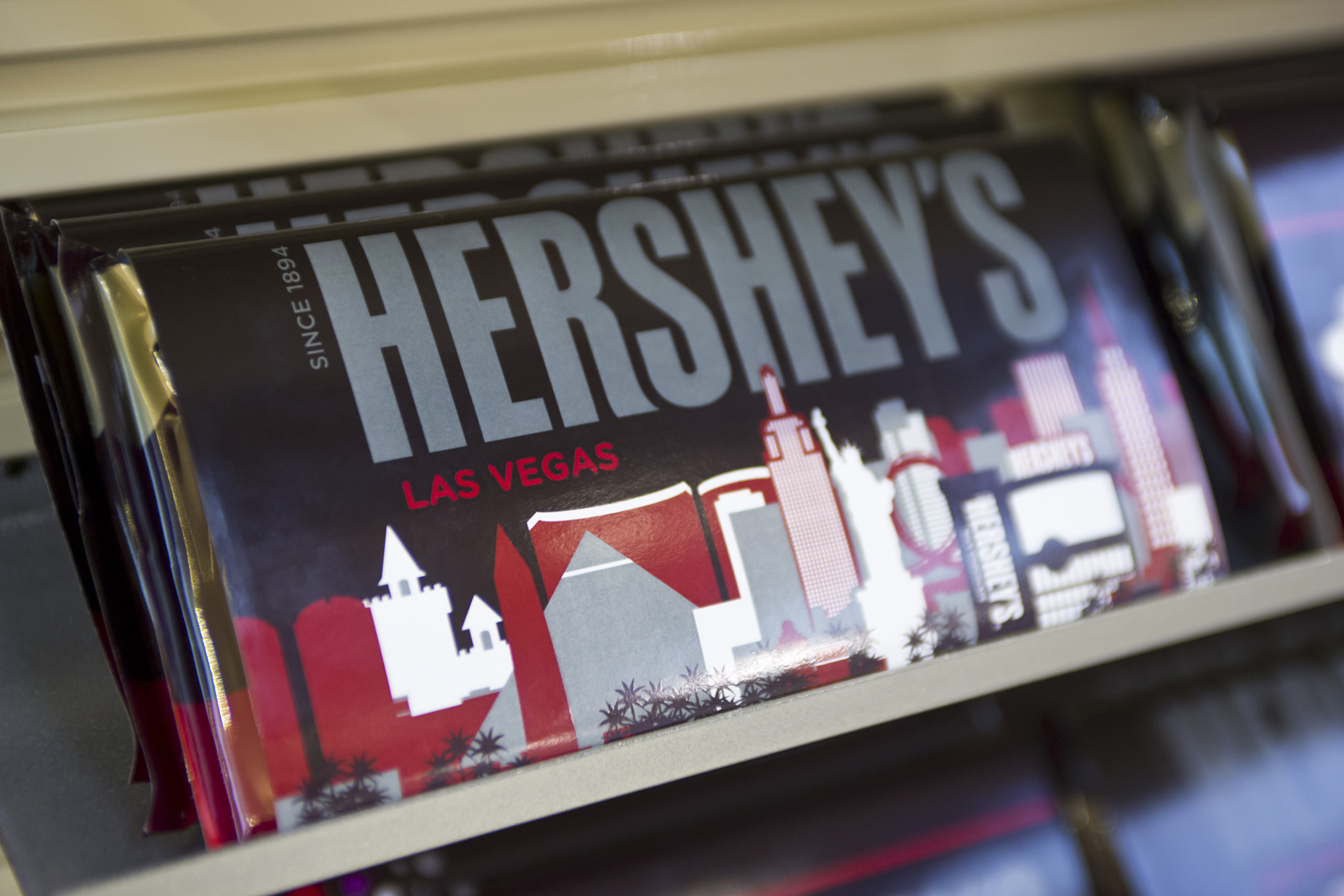 Hershey's Chocolate World, photo courtesy of New York - New York