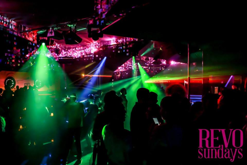 The beauty of REVO Sundays. Photo courtesy of REVO Sundays and Revolution Lounge.
