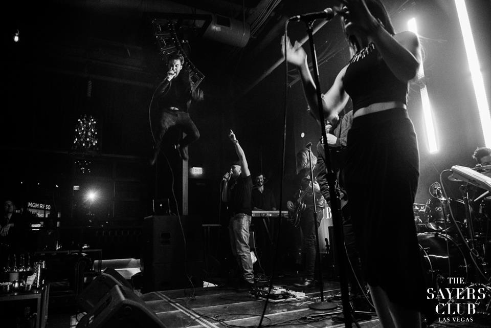 Sensational session. Photo courtesy of Sayers Club.