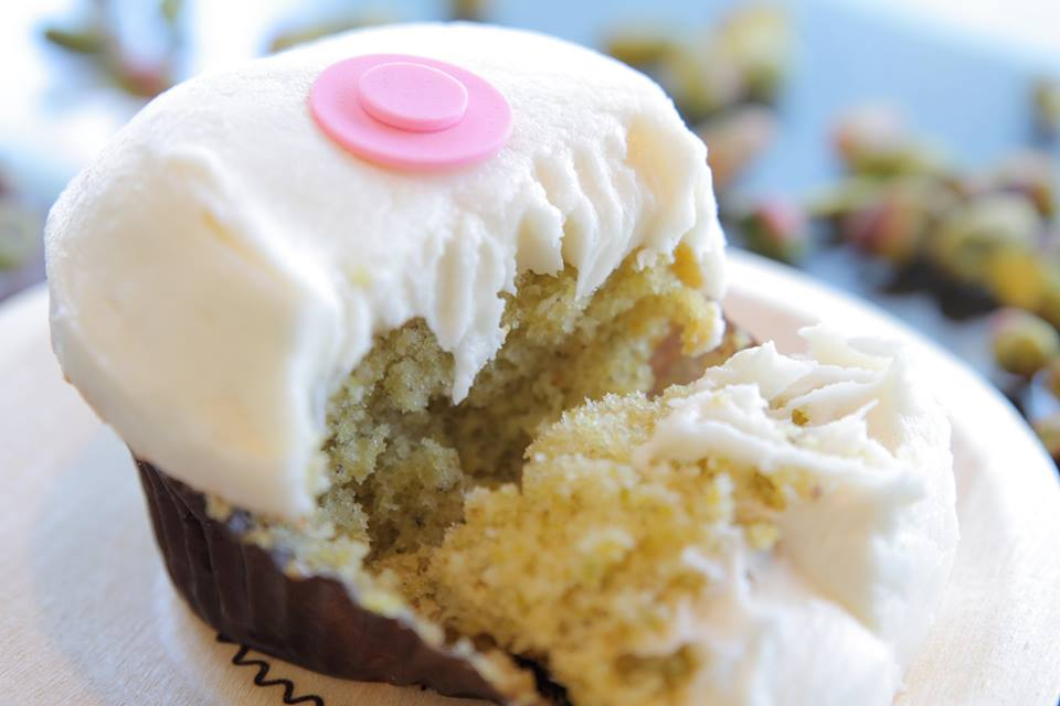 Just... just go eat that. Photo courtesy of Sprinkles Cupcakes.