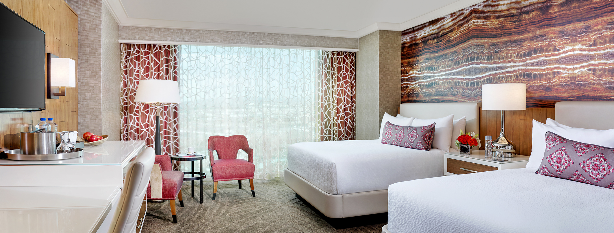 Remodeled Hotel Rooms