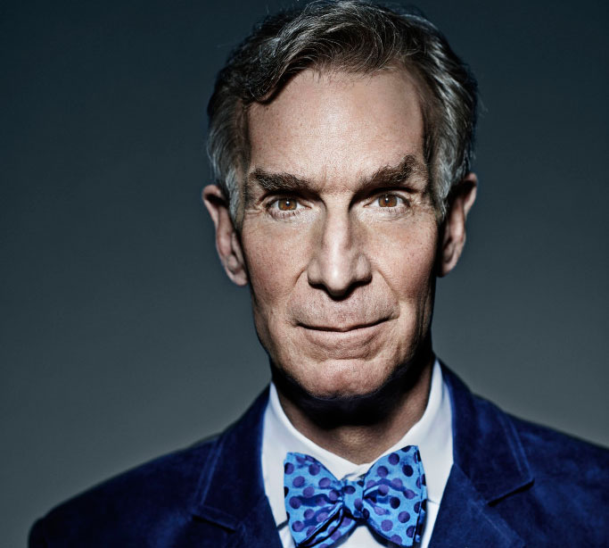 Bill Nye will be one of the featured speakers at Life is Beautiful this year, photo courtesy of Life is Beautiful