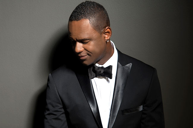 Catch Brian McKnight at the Las Vegas Jazz Festival, photo courtesy of mcknight360.com