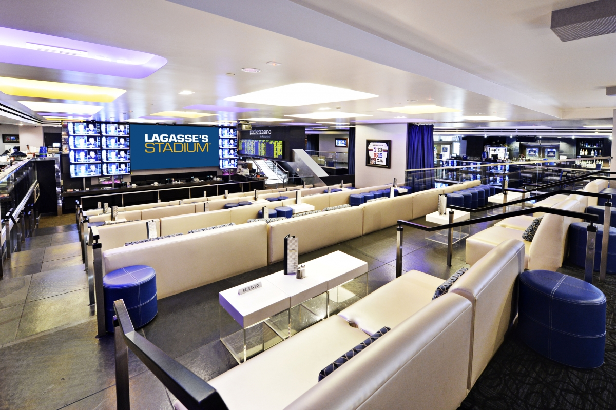 Lagasse's Stadium Photo courtesy of Emeril Lagasse.