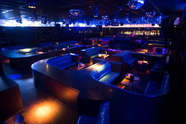 Ling Ling Room. Photo courtesy of Hakkasan.