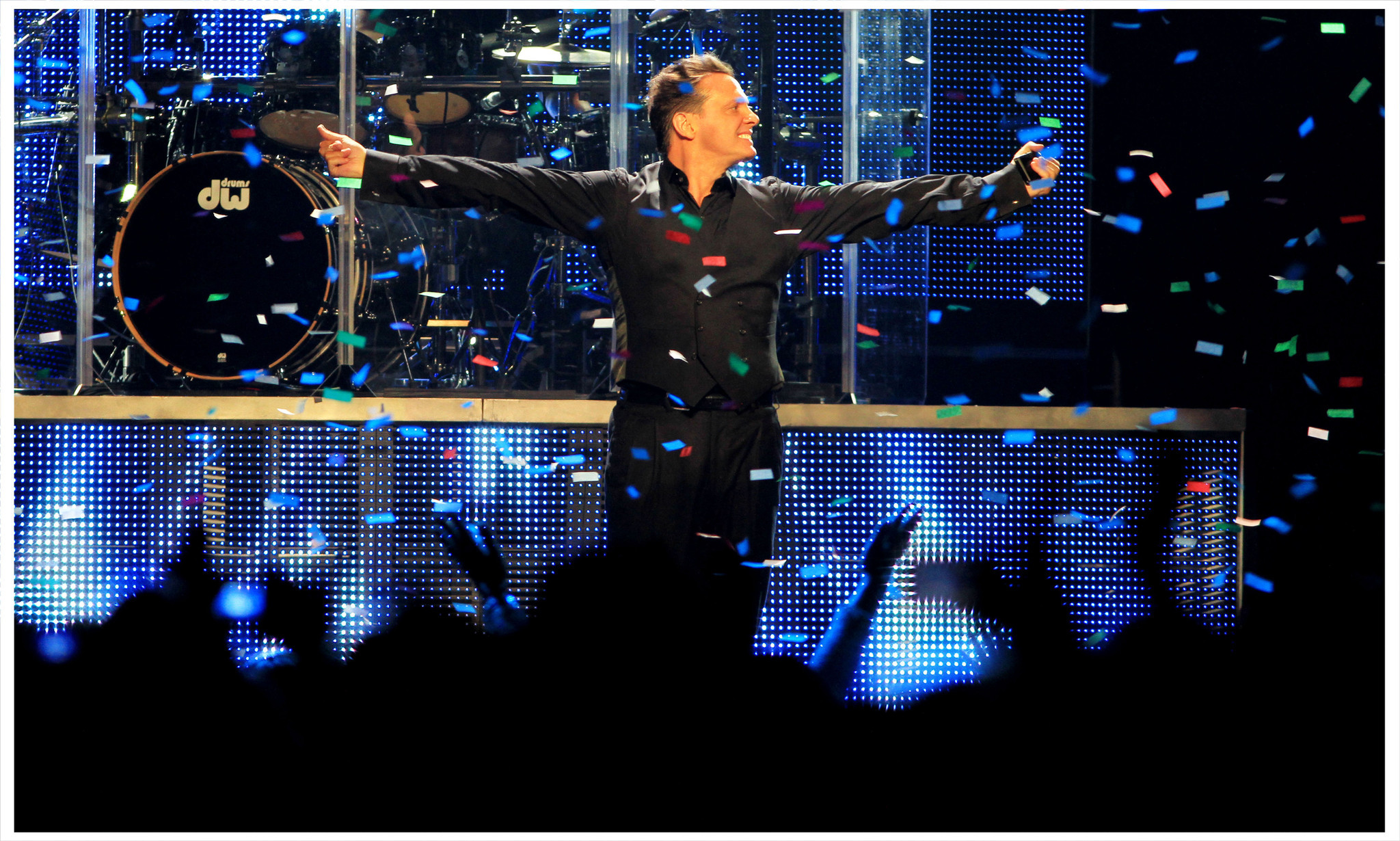 Luis Miguel is at Mandalay Bay Events Center. Photo courtesy of MGM Resorts International.