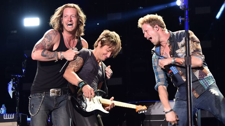 Yep, Flordia Georgia Line and Keith Urban will be at the festival this year... and we cannot wait.