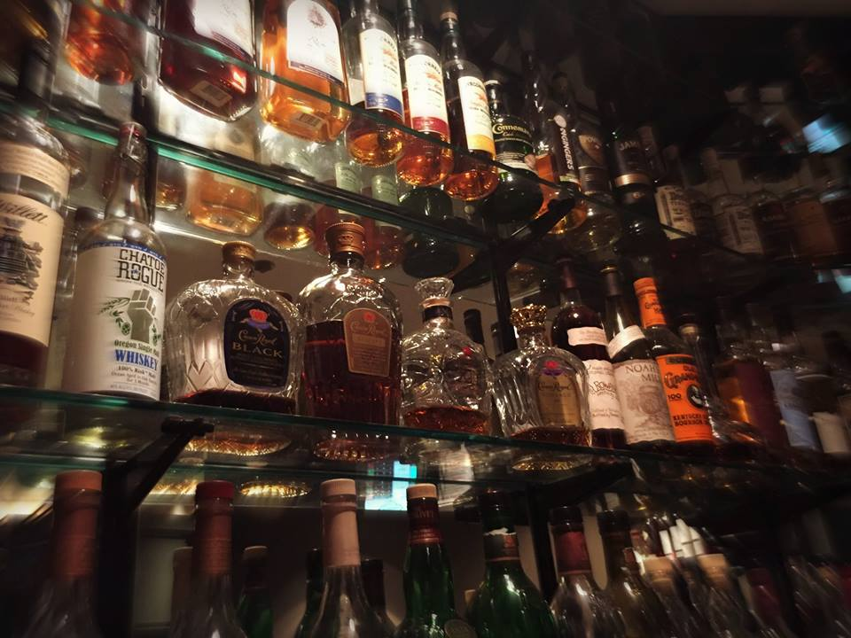 This is what we dream about after a long night in Vegas. Photo courtesy of Andre's Cigar Lounge.