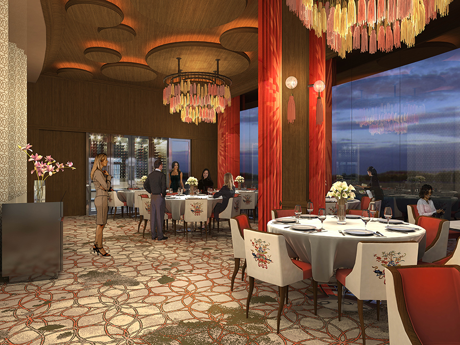 Las Vegas Hotel Lucky Dragon Slated To Unleash Next Summer