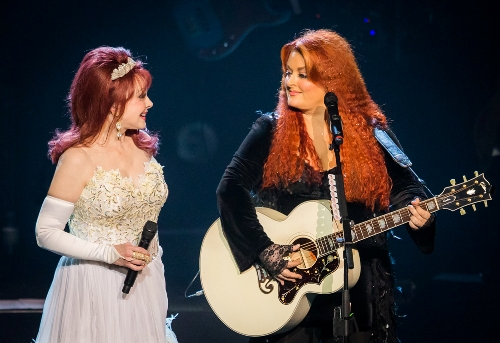 The Judds opening night at The Venetian Oct 7 2015 (1)