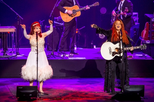 The Judds opening night at The Venetian Oct 7 2015 (5)