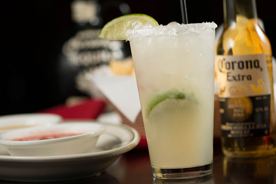 That right there is the Margarita of your dreams, if you're like us and dream of things like Margaritas. Photo courtesy of Hussong's Cantina.