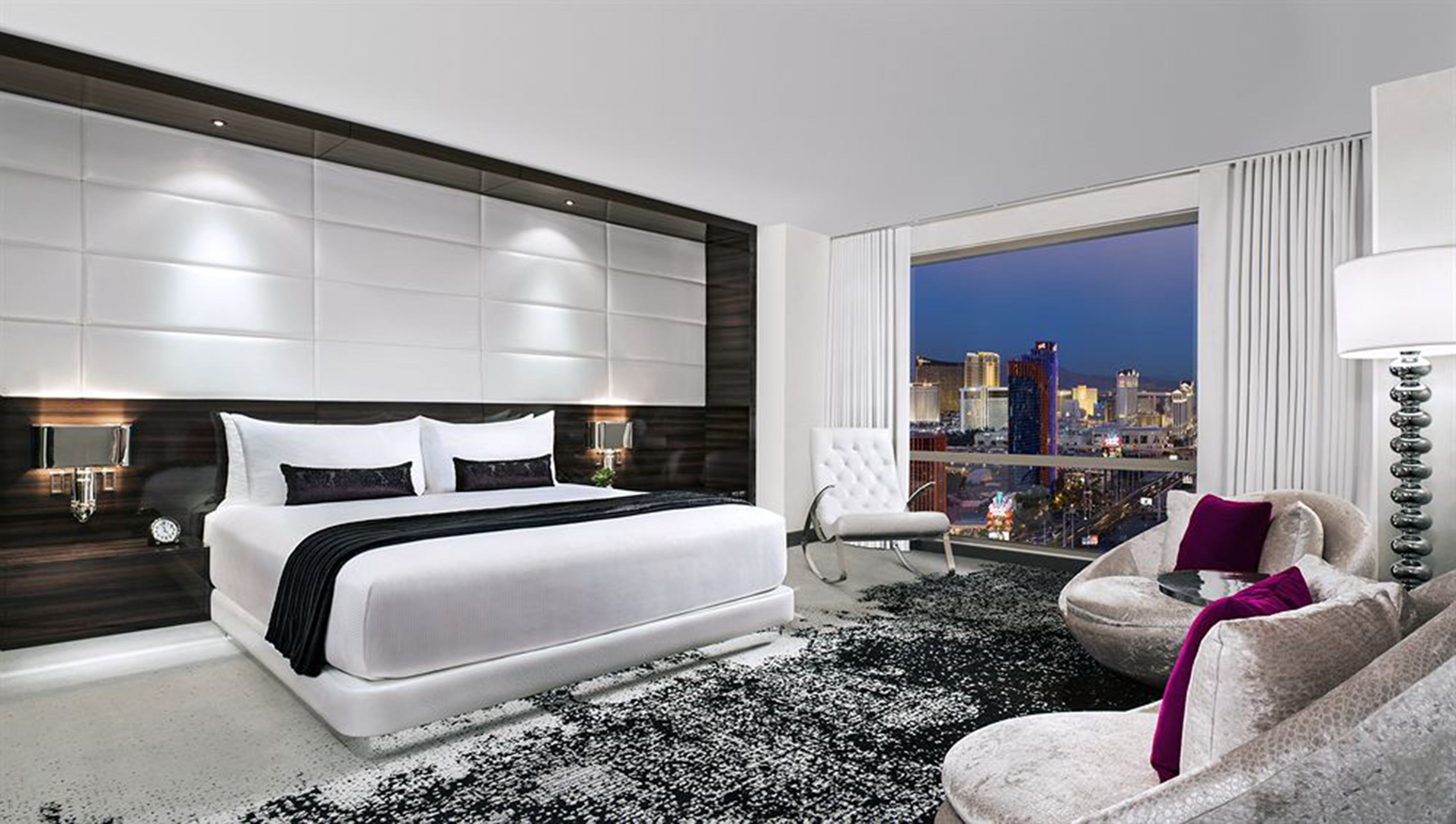 Why you should stay in a las vegas hotel off the strip for M design hotel