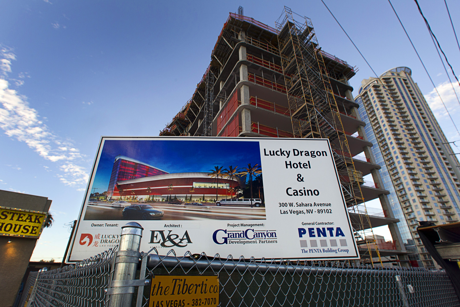 Lucky Dragon 2 Las Vegas Sun
