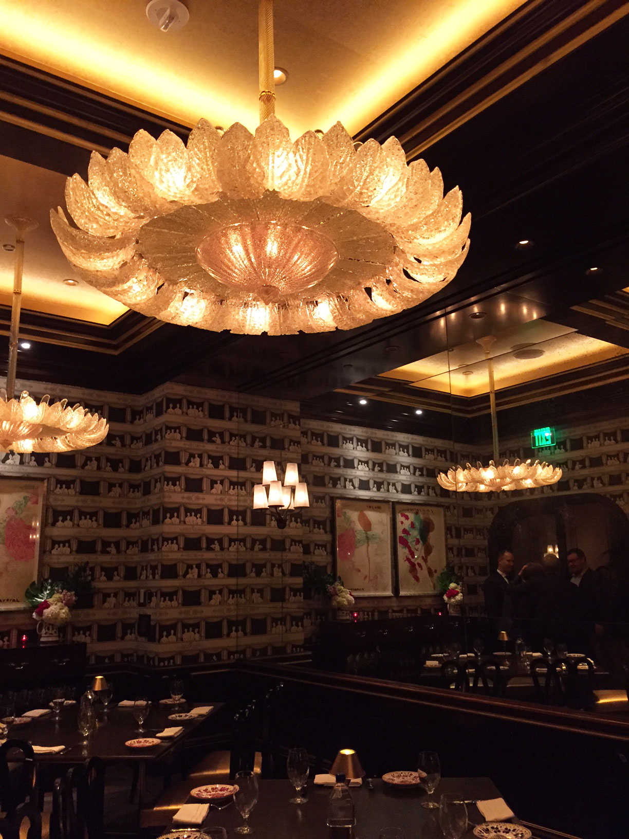 Carbone restaurant brings swanky Italian style to Aria