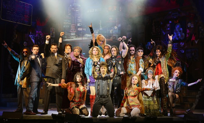 Celebrating Roctober with 'Rock of Ages'