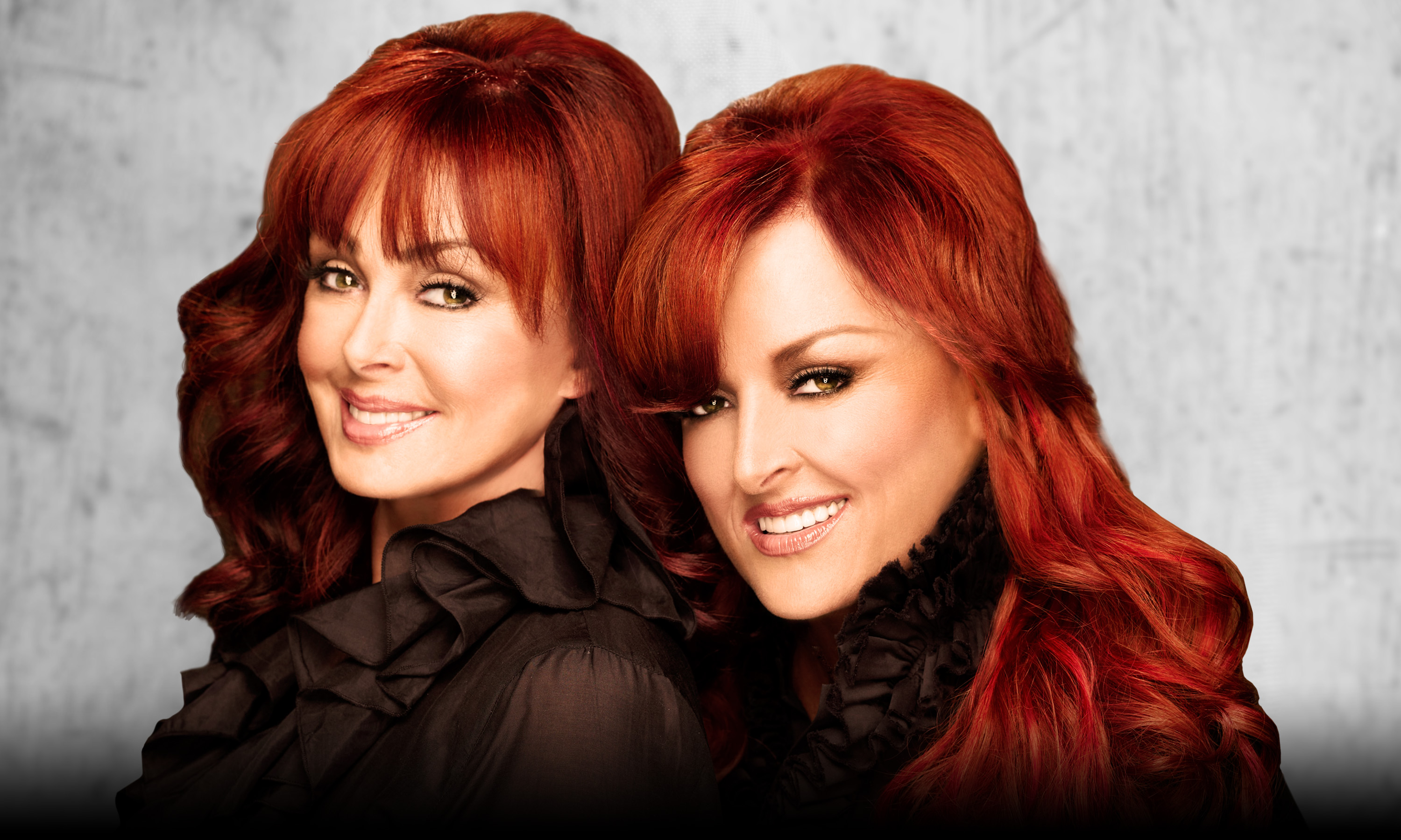 The Judds, Wynonna and Naomi. Not pictured, Ashley or Nelson. Photo courtesy of the Judds.