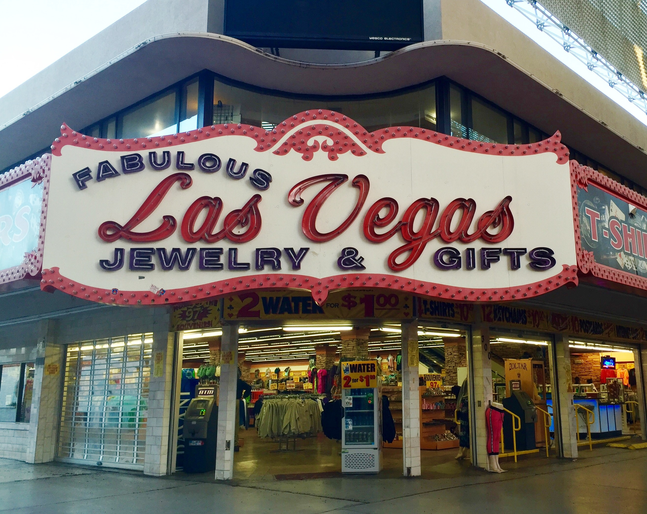 LV Gifts on Fremont Street