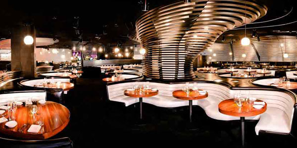 STK, photo courtesy of The Cosmopolitan of Las Vegas