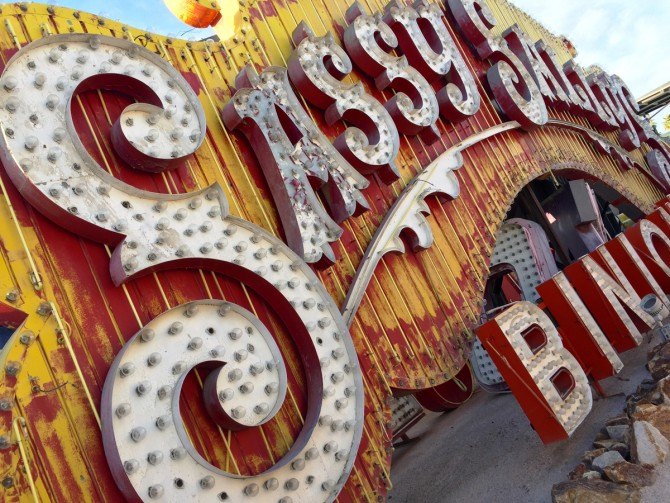 10 of our favorite signs at the Neon Museum