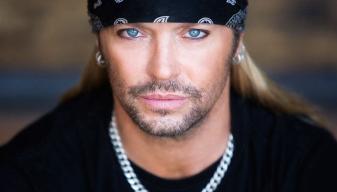 Catch Brett Michaels this weekend in Vegas. Photo from Vegas.com